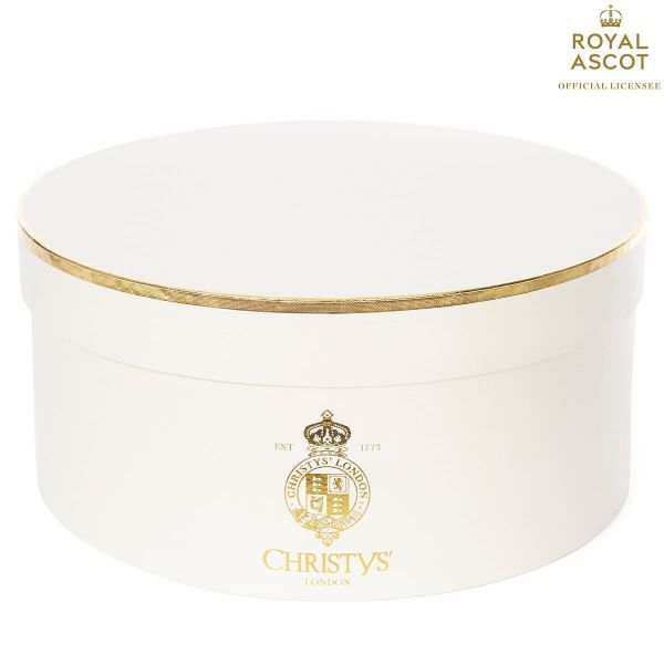 ROYAL ASCOT Regular Hat Box