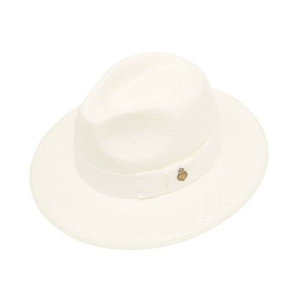 High Grade Down Brim Panama Hat
