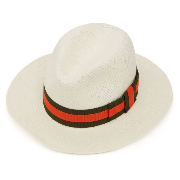 Drop Shot Panama Hat - Bleached