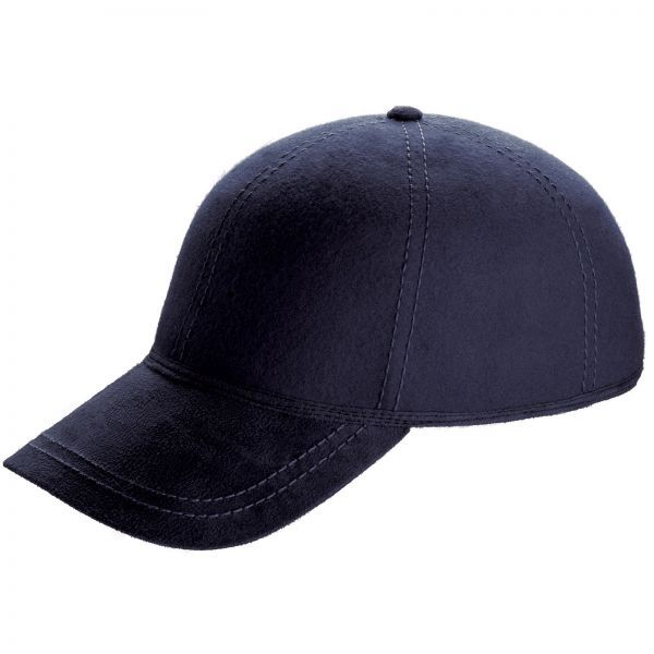 British Baseball Cap - Navy