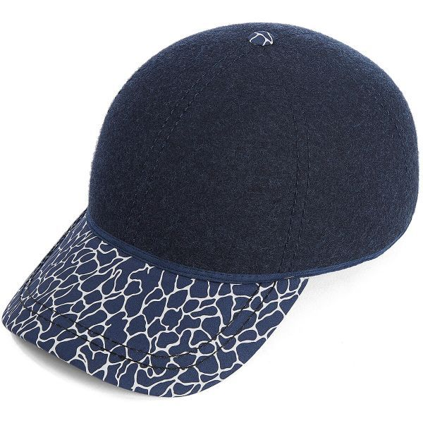 British Ball Cap - Blue