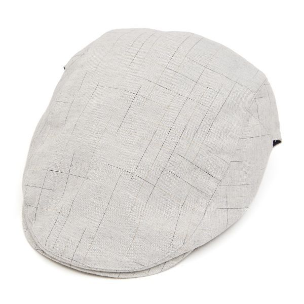 Country Cap - Cotton Mix - Grey