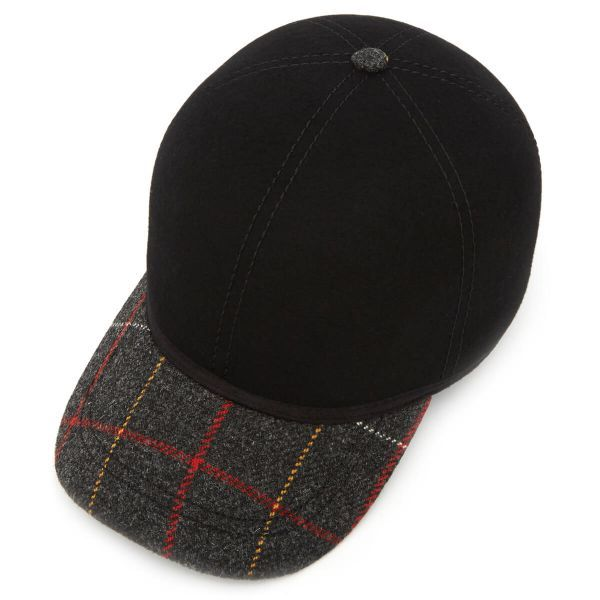 Christys Tweed Kit Ball Cap