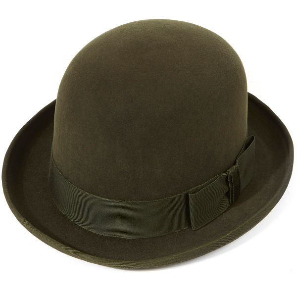 The Homburg Fur Felt Hat