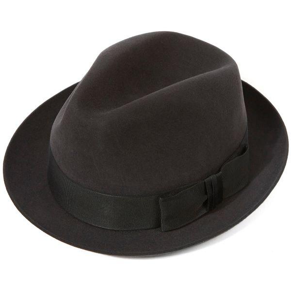 Kent Fur Felt Trilby Hat