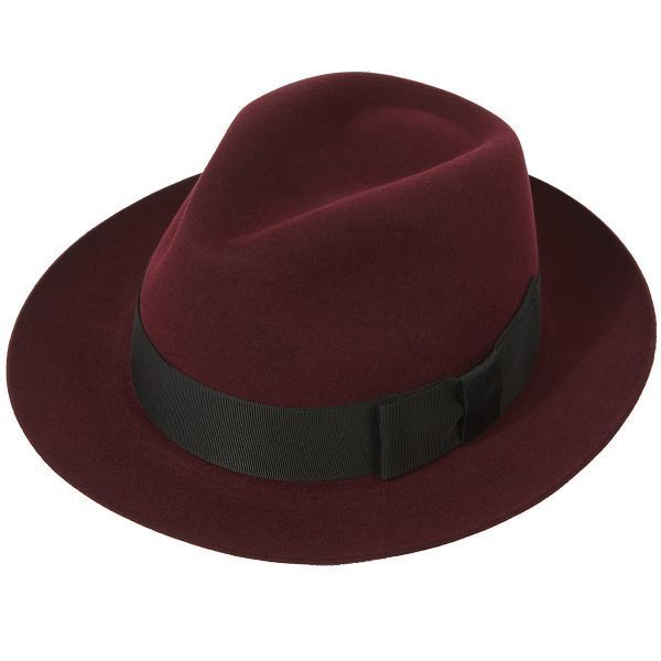 Bond Fur Felt Trilby Hat