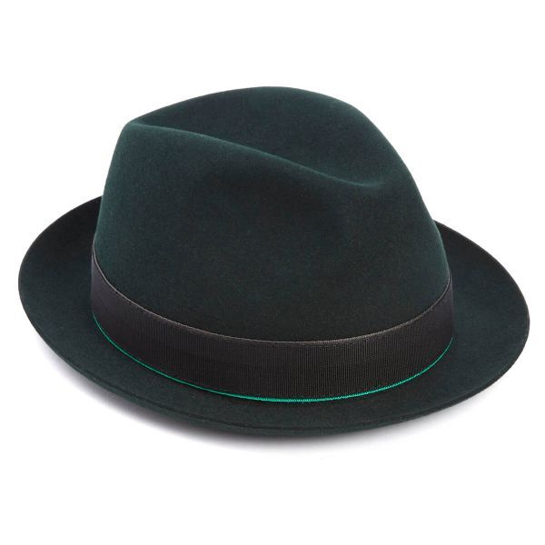 The Harry Fur Felt Trilby Hat