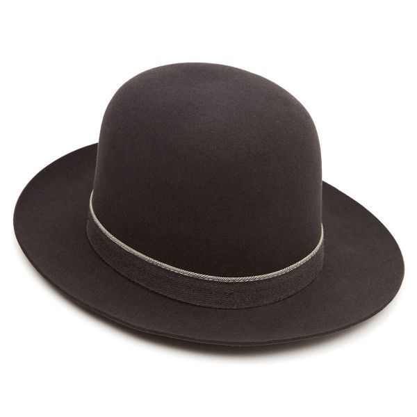 Covent Fur Felt Fedora Hat Bessemer 57