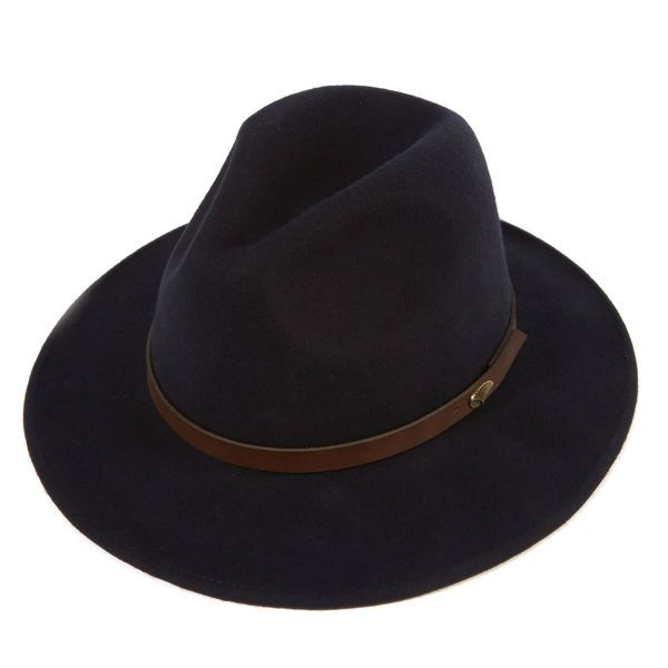 Crushable Wool Felt Safari Hat