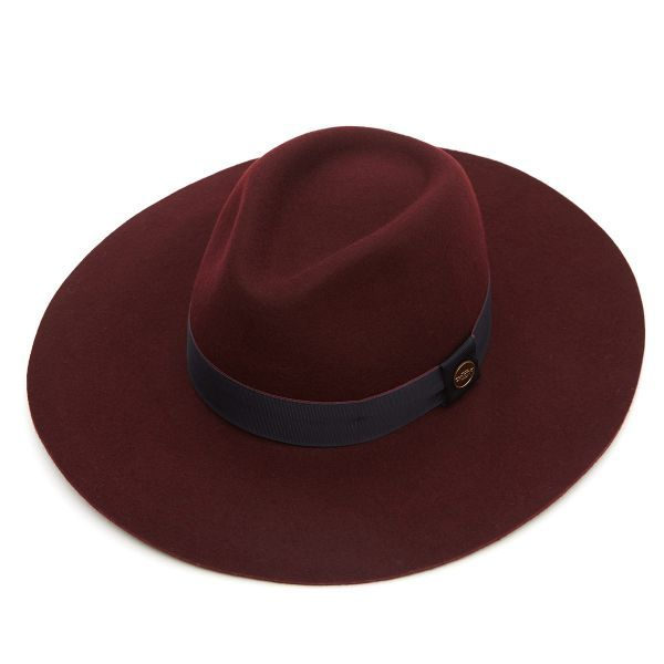 Wilmslow Ladies Floppy Brim Fedora Hat