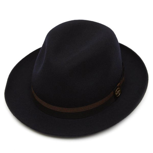 Cassington Wool Felt Trilby Hat