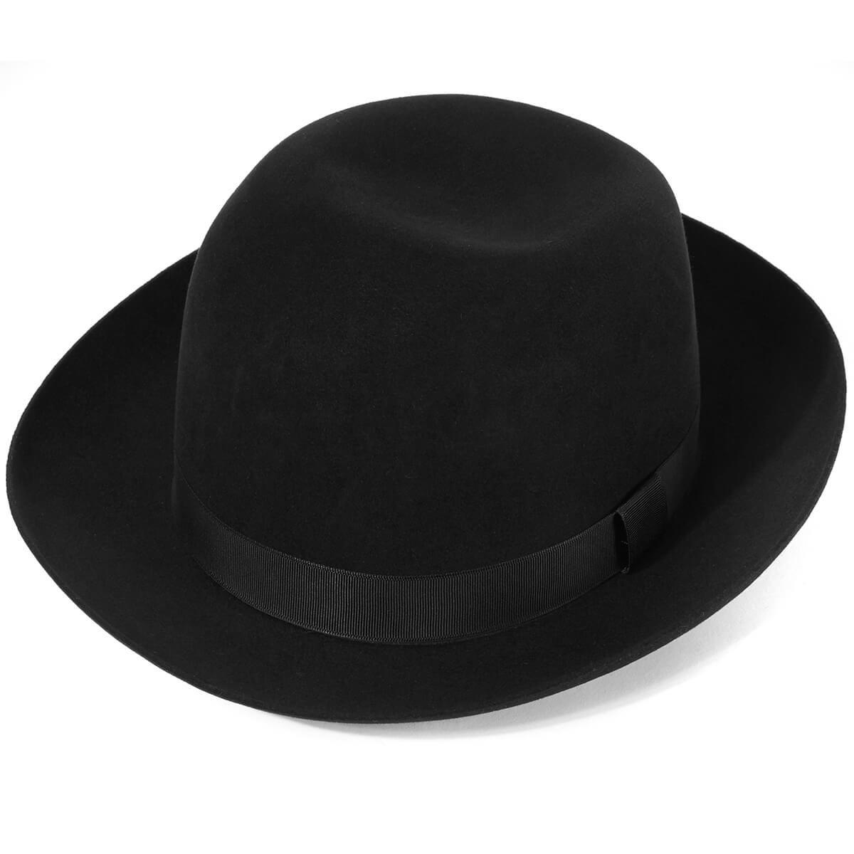 Foldaway Fur Felt Hat