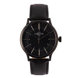 Christys Classic Compton Watch - Black