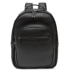 Official Juventus Leather Rucksack - Backpack