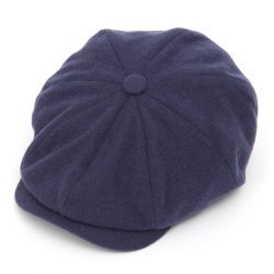 Josh 8 Piece Lambs wool - Blue
