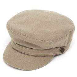 Josh Breton Lambs Wool Cap - Stone
