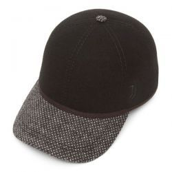 Official Juventus FC Ball Cap with Reflective Peak - Grey