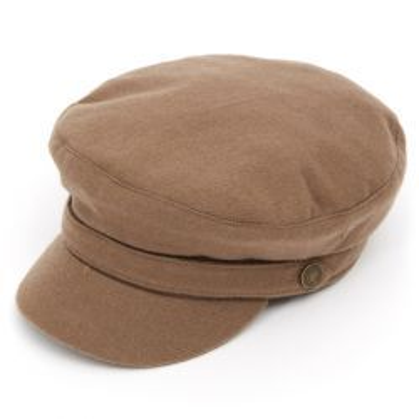 Joshua Ellis Tweed Breton Cap