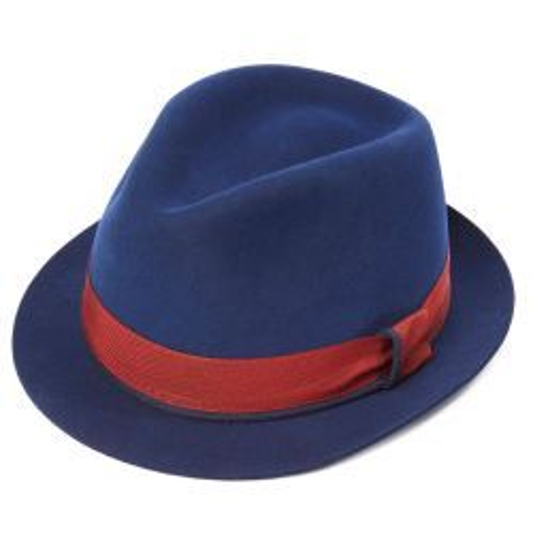 Hove Lightweight Fur Felt Trilby Hat