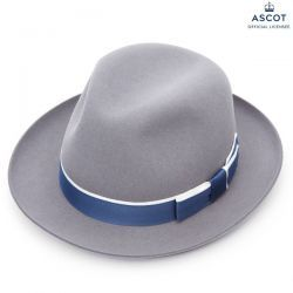 William Fur Felt Racing Trilby Hat