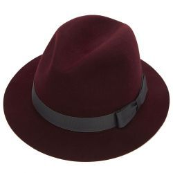 Belvoir Superfine Beaver Fur Felt Hat