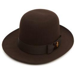 Warwick Superfine Beaver Fur Felt Fedora Hat