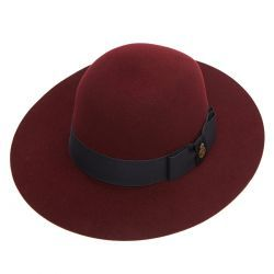 Faringdon Ladies Fur Felt Trilby Hat
