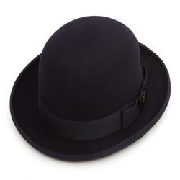 Fulbrook Homburg Fur Felt Hat