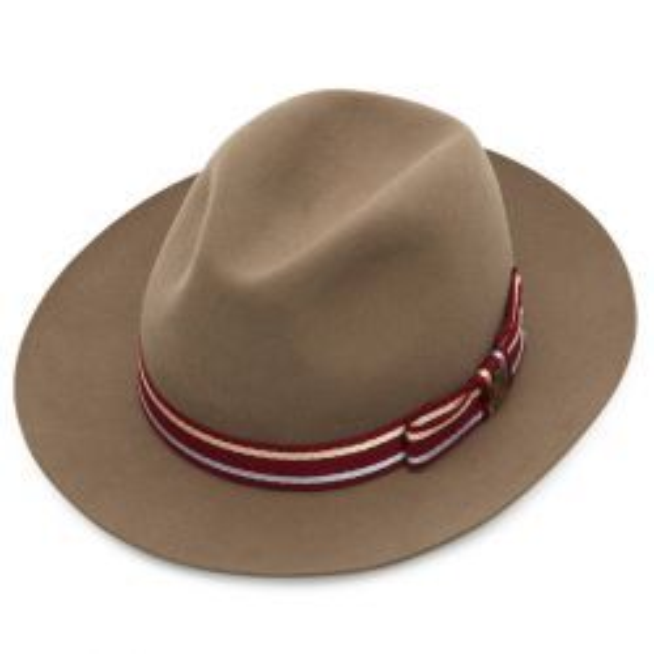 Marlow Fur Felt Fedora Hat