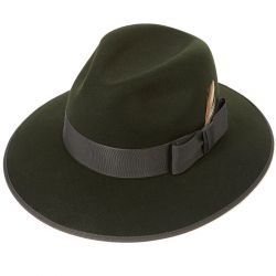 Madison Wool Felt Fedora