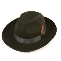 Grosvenor Wool Felt Fedora