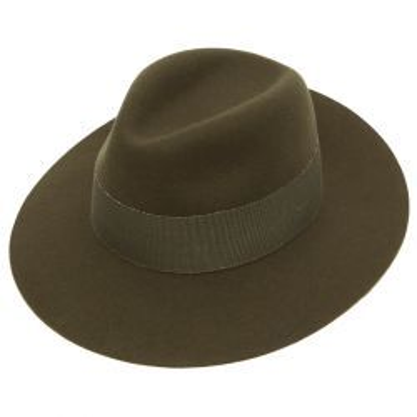 Lovall Wool Felt Fedora Hat
