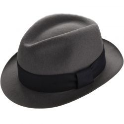 Hove Snap Brim Trilby Hat
